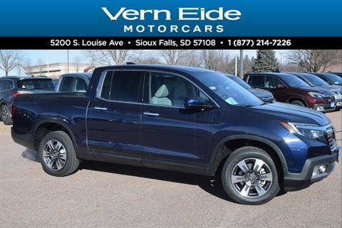 2019 Honda Ridgeline for sale in Sioux Falls, SD