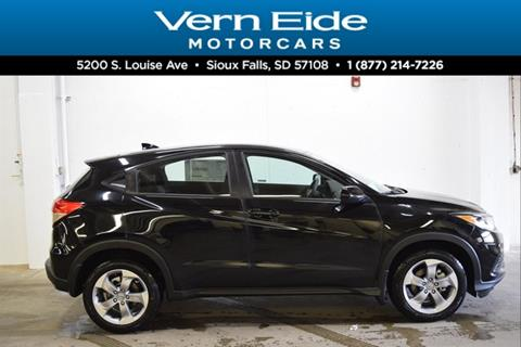 2019 Honda HR-V for sale in Sioux Falls, SD