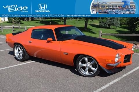 1971 Chevrolet Camaro for sale in Sioux Falls, SD