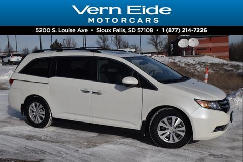 2016 Honda Odyssey for sale in Sioux Falls, SD