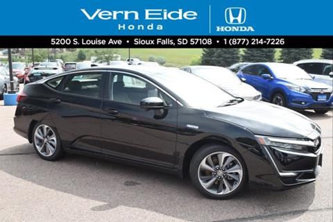 2018 Honda Clarity Plug-In Hybrid for sale in Sioux Falls, SD