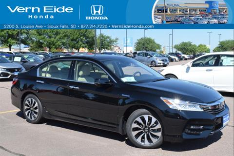 2017 Honda Accord Hybrid for sale in Sioux Falls, SD