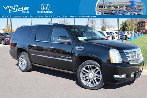 2014 Cadillac Escalade ESV for sale in Sioux Falls, SD