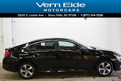 2019 Honda Civic for sale in Sioux Falls, SD