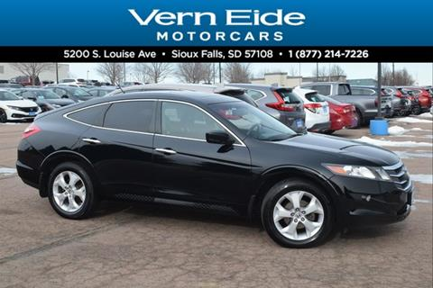 2012 Honda Crosstour for sale in Sioux Falls, SD