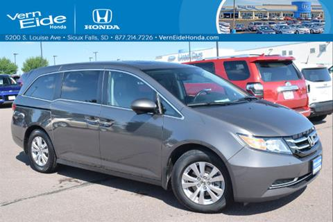 2015 Honda Odyssey for sale in Sioux Falls, SD