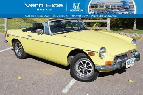 1974 MG MGB for sale in Sioux Falls, SD