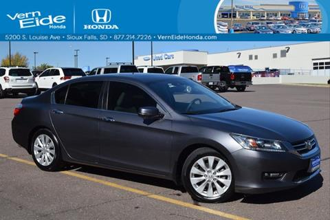 2014 Honda Accord for sale in Sioux Falls, SD