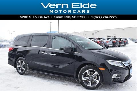2018 Honda Odyssey for sale in Sioux Falls, SD