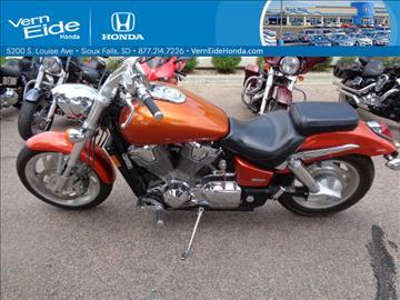 2004 Honda VTX for sale in Sioux Falls, SD