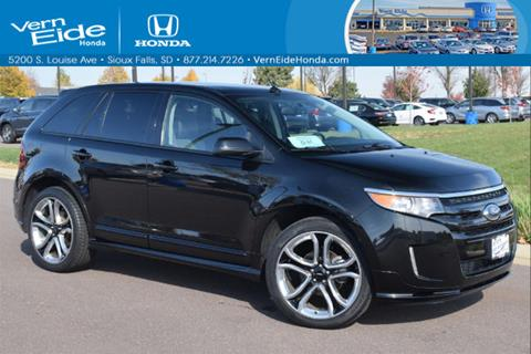 2014 Ford Edge for sale in Sioux Falls, SD