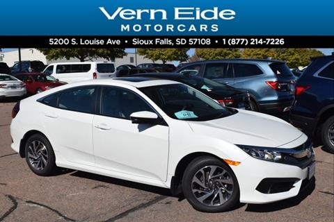 2018 Honda Civic for sale in Sioux Falls, SD