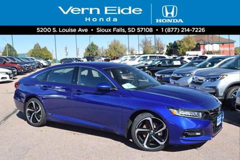 2018 Honda Accord for sale in Sioux Falls, SD