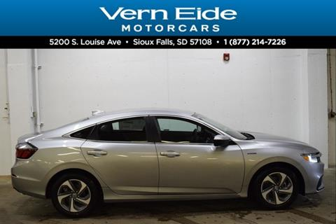 2019 Honda Insight for sale in Sioux Falls, SD