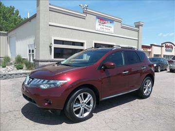 2010 Nissan Murano for sale in Sioux Falls, SD