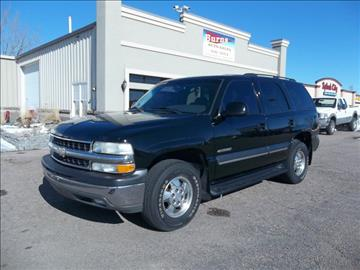 2003 Chevrolet Tahoe for sale in Sioux Falls, SD