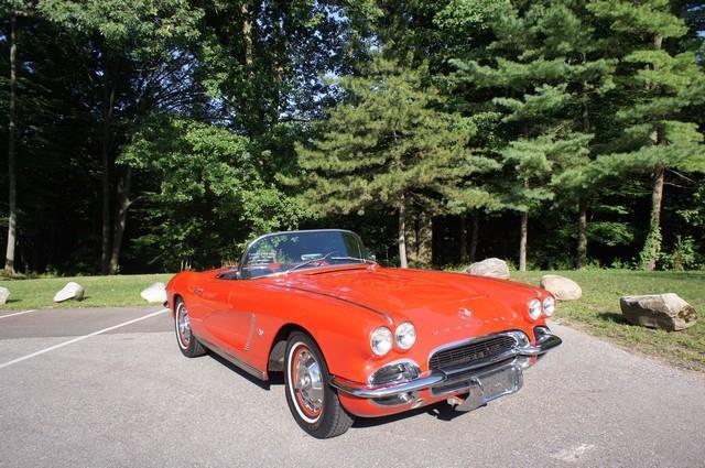 Used 1962 chevrolet corvette for sale for Used car motor mall gr