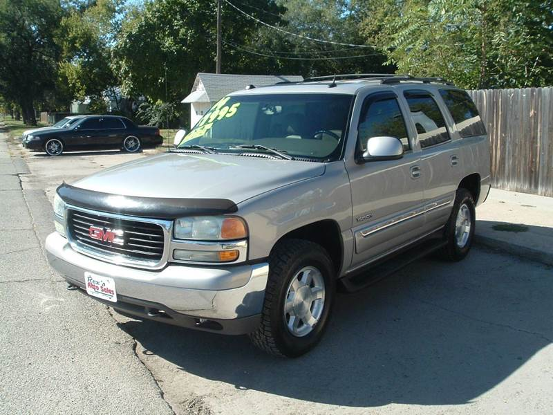 2004 Gmc Yukon SLT 4WD 4dr SUV In Junction City KS Rex s