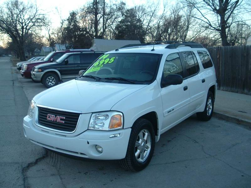 2004 gmc envoy xl sle 4dr suv in junction city ks rex 39 s. Black Bedroom Furniture Sets. Home Design Ideas