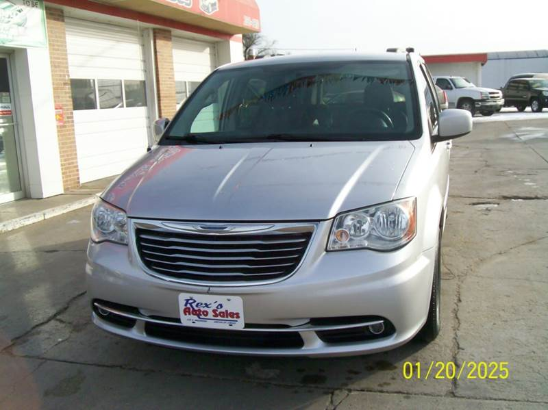Chrysler Used Cars Financing For Sale Junction City Rexs Auto Sales - Chrysler financing