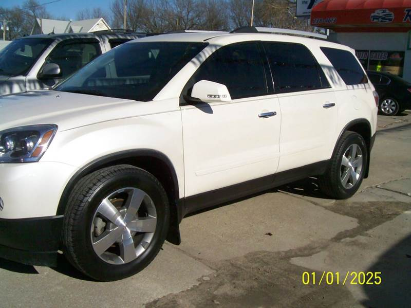 2011 Gmc Acadia AWD SLT 1 4dr SUV In Junction City KS