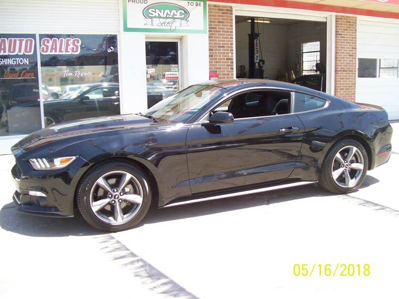2016 Ford Mustang V6 2dr Fastback In Junction City KS