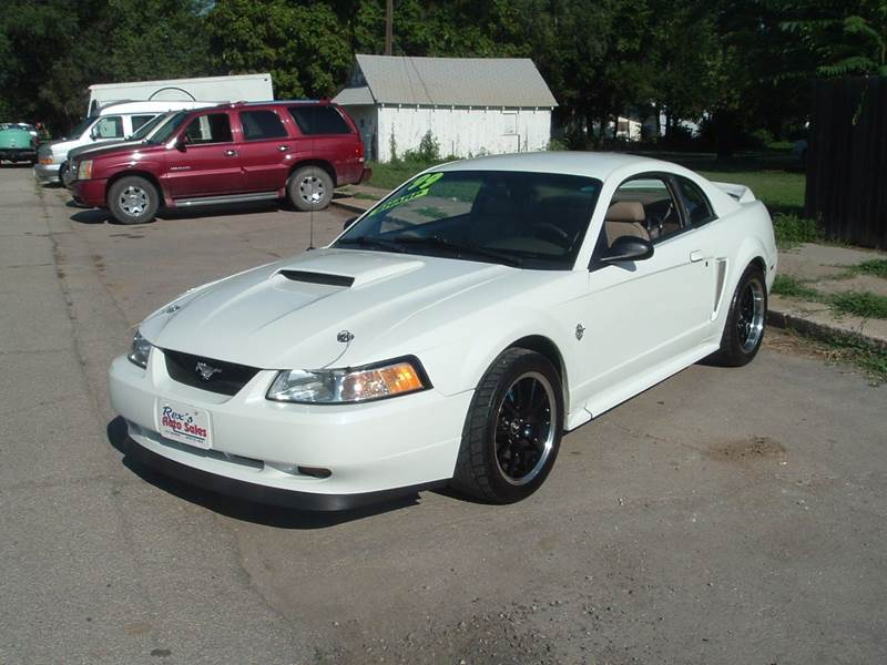 1999 Ford Mustang Gt 2dr Fastback In Junction City Ks Rexs Auto Sales