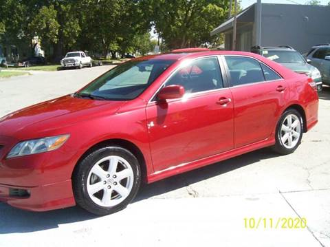 2007 Toyota Camry for sale in Junction City, KS