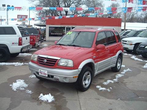 2004 Suzuki Grand Vitara for sale in Junction City, KS