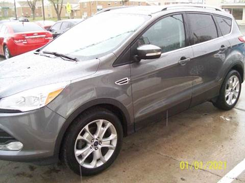 2014 Ford Escape for sale in Junction City, KS