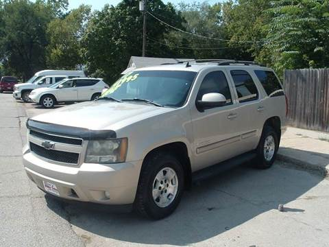 2007 Chevrolet Tahoe for sale in Junction City, KS