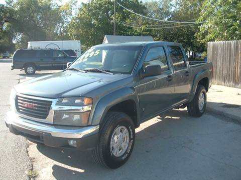 2006 GMC Canyon for sale in Junction City, KS