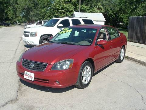2006 Nissan Altima for sale in Junction City, KS