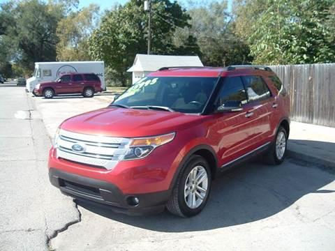 2012 Ford Explorer for sale in Junction City, KS