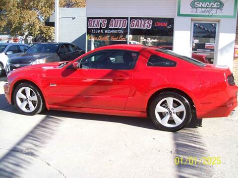 2013 Ford Mustang for sale in Junction City, KS