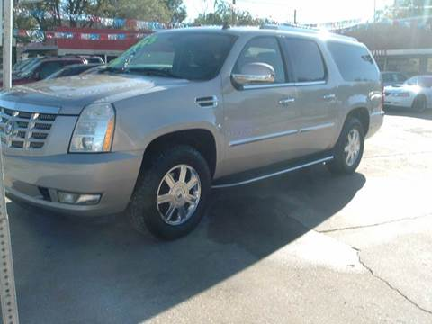 2007 Cadillac Escalade Esv For Sale Carsforsale