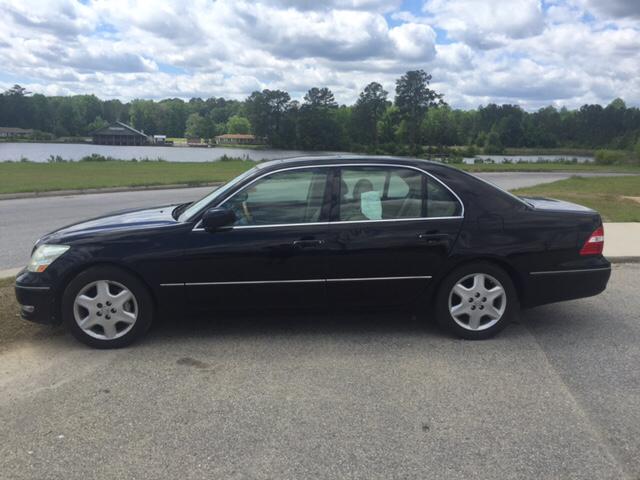 2004 Lexus Ls 430 4dr Sedan In Statesboro GA - Statesboro Deals