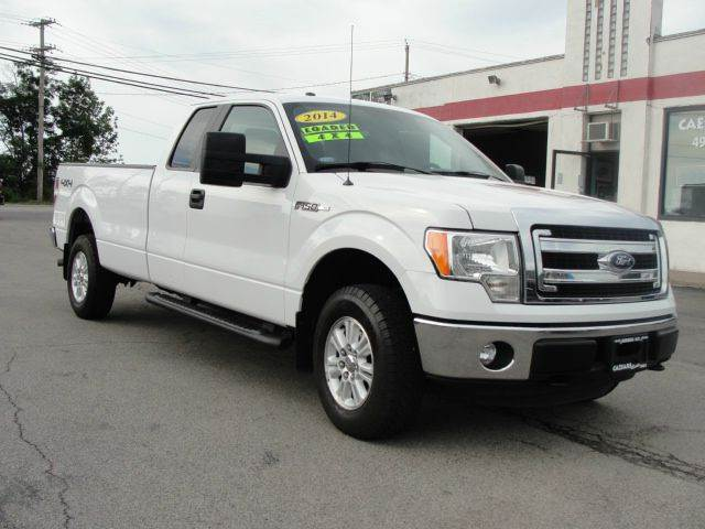2014 Ford F-150 4x4 XLT 4dr SuperCab Styleside 8 ft. LB - Bergen NY