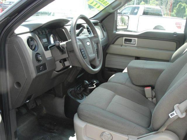 2010 Ford F-150 STX 4x4 2dr Regular Cab Styleside 6.5 ft. SB - Bergen NY
