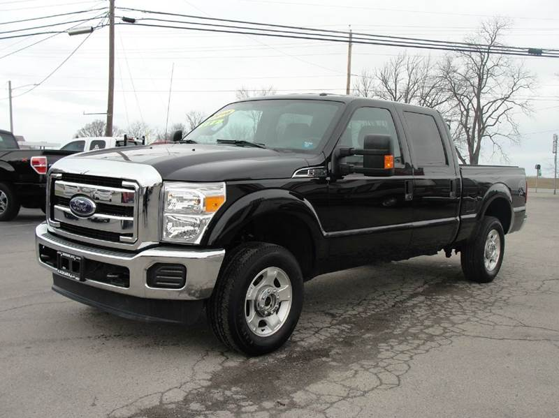 2016 Ford F-250 Super Duty XLT 4x4 4dr Crew Cab 6.8 ft. SB Pickup - Bergen NY