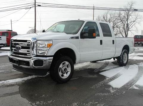 2016 Ford F-250 Super Duty for sale in Bergen, NY