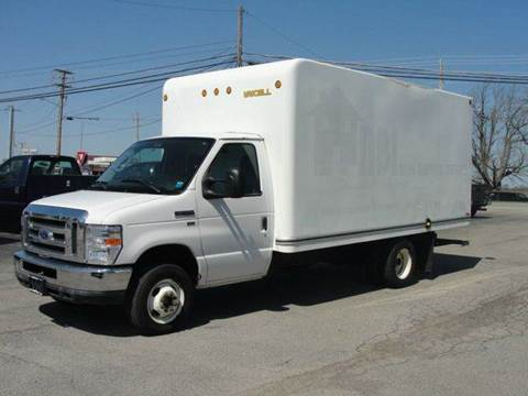 2010 Ford E-350 Super Duty Commercial Va