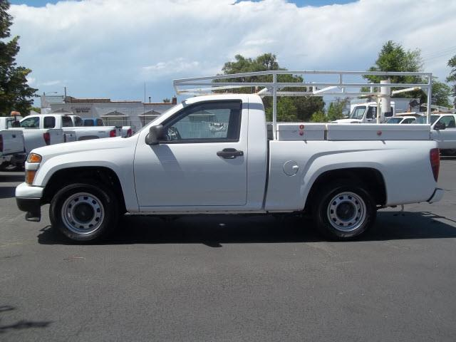 2010 Chevrolet Colorado 4x2 Work Truck 2dr Regular Cab - Pocatello ID