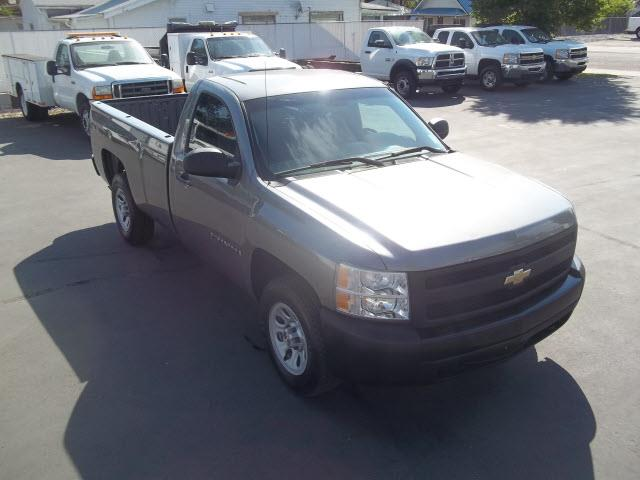 2007 Chevrolet Silverado 1500 Work Truck - Pocatello ID