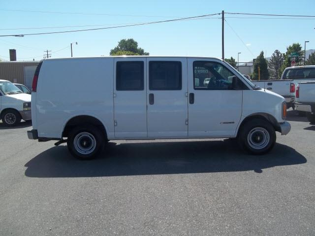 2002 Chevrolet Express Cargo 2500 3dr Van - Pocatello ID
