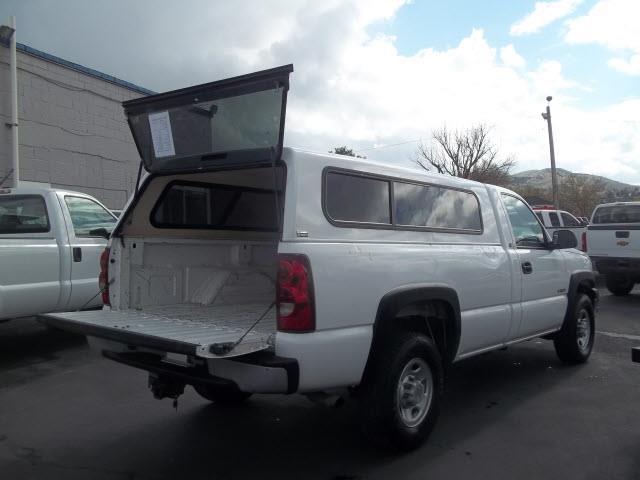 2003 Chevrolet Silverado 2500 Work Truck w/Camper - Pocatello ID