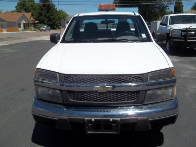 2008 Chevrolet Colorado 4x2 Work Truck Regular Cab 2dr - Pocatello ID