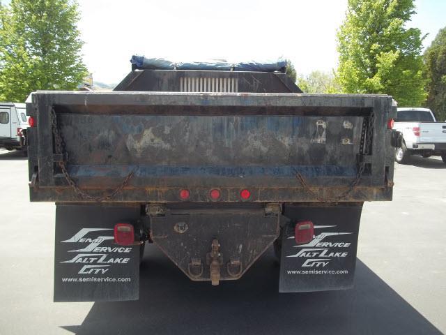 2003 Ford F-Series F-550 Dump Truck - Pocatello ID