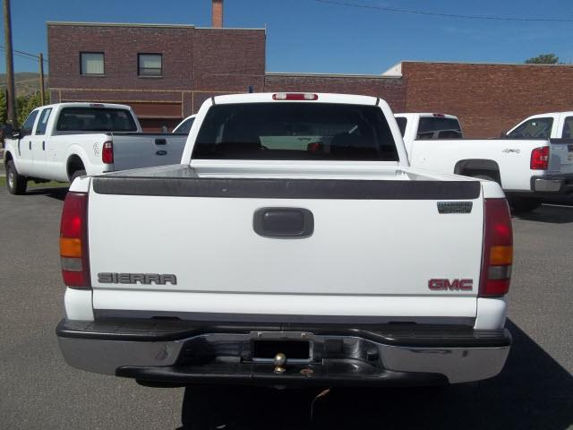 2002 GMC Sierra 1500 SLE - Pocatello ID