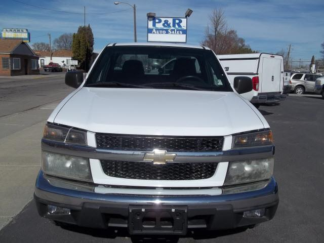 2008 Chevrolet Colorado 4x2 LT Regular Cab 2dr - Pocatello ID